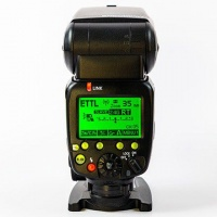 Shanny 60GN ETTL Radio Slave Speedlite for Canon DSLR Photo
