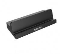 Orico 4 Port USB3 Universal Cellphone & Tablet Docking Hub - Black Photo