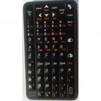 Zoweetek 2.4GHZ 92-K Mini Wireless Keyboard - Black Photo