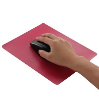 Tuff-Luv Ultra-Thin Profile Cloth Mouse Pad - Red Photo