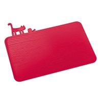 Koziol Chopping Board Pi:P - Red Photo