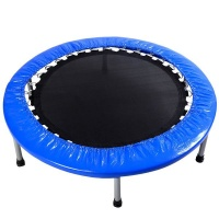 Zoolpro Mini Fitness Exercise Trampoline 91cm - Blue Photo