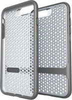 GEAR4 Carnaby Case-D3OImpact Protection-iPhone 7 Plus/8 Plus - Silver Photo