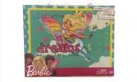 Barbie 50 Piece Puzzle - Let your dreams take flight Photo
