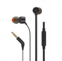 JBL T110 In Ear Headphone - Black Photo