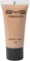 BYS Cosmetics Concealer Tube Medium Dark - 12ml Photo