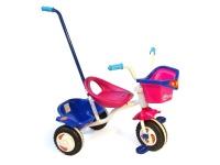 Sunny Pink Trike with Bucket & Tray Photo