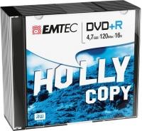 Emtec DVD R Slim Box 16X - 4.7GB Photo