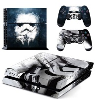 SKIN-NIT Decal Skin For PS4 - Stormtrooper Photo