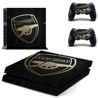 SKIN-NIT Decal Skin For PS4 - Arsenal 2017 Photo