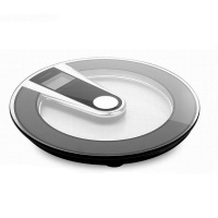 Digital Electronic LCD Personal Glass Bathroom Body Weight Weighing Scale Photo