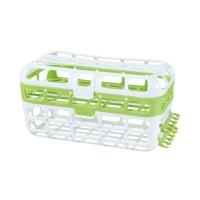 Munchkin - High Capacity Dishwasher Basket - Green Photo