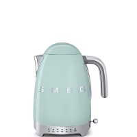 Smeg - Variable Temperature Kettle - Pastel Green Photo