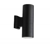 Outdoor Waterproof Wall Lamp For Garden Balcony Cottage & Street - Black Photo