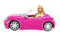Barbie Glam Vehicle Convertible Photo