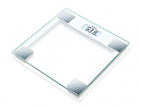 Beurer Glass Bathroom Scale GS 14 with LCD display Photo