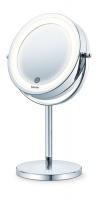 Beurer Illuminated standing Cosmetics Mirror BS 55 Photo