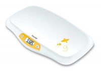Beurer Baby Scale BY 80 with Non-Slip Surface Photo