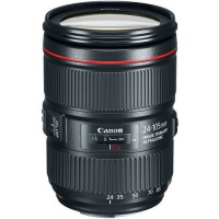 Canon 24-105mm f4.0 EF L IS Mk ll USM Lens Photo
