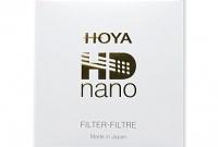 Hoya 72mm Hoya HD Nano Circular Polariser Filter Photo