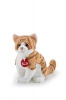 Trudi Pets Love Cat Plush - Ginger Photo