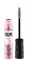 essence Volume Stylist 18H Curl & Hold Mascara - Black Photo