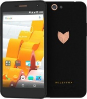WileyFox Spark X 16GB - Black Cellphone Photo