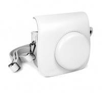 Tuff-Luv Adjustable Bag for Fujifilm Instax Mini 8 Camera - White Photo