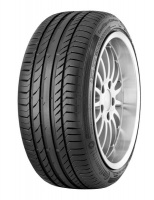 Continental Tyre CON 225/40R19 ContiSportContact 5 SSR Photo