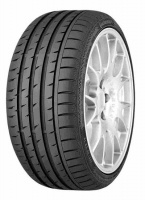 Continental Tyre CON 225/45R17 ContiSportContact 3 Photo