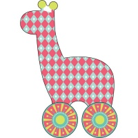 Now I'm Growing Little Rollers: Little Giraffe Photo