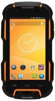 Titan 600 EUN - Black & Orange Cellphone Cellphone Photo