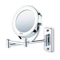 Beurer Illuminated Mounted & Standing Cosmetics Mirror BS 59 Photo