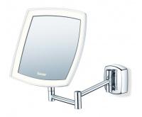 Beurer Illuminated Mounted Cosmetics Mirror BS 89 5x magn Photo