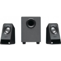 Logitech Z211 USB Powered 2.1 Speaker System Photo