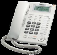 Panasonic Single Line Telephone KX-TS880SAW Photo