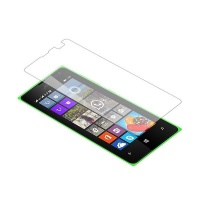 Nokia Premium Anitishock Protector Tempered Glass For Lumia 435 Cellphone Cellphone Photo
