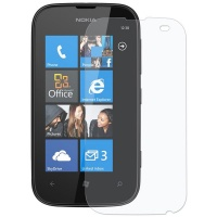 Nokia Premium Anitishock Protector Tempered Glass For Lumia 510 Cellphone Cellphone Photo