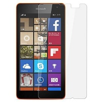 Nokia Premium Anitishock Protector Tempered Glass For Lumia 540 Cellphone Cellphone Photo