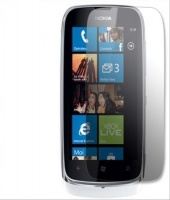 Nokia Premium Anitishock Protector Tempered Glass For Lumia 610 Cellphone Cellphone Photo