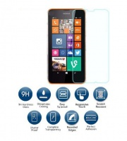 Nokia Premium Anitishock Protector Tempered Glass For Lumia 635 Cellphone Cellphone Photo