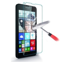 Nokia Premium Anitishock Protector Tempered Glass For Lumia 640 Cellphone Cellphone Photo