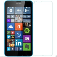 Nokia Premium Anitishock Protector Tempered Glass For Lumia 640 Xl Cellphone Cellphone Photo