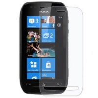Nokia Premium Anitishock Protector Tempered Glass For Lumia 710 Cellphone Cellphone Photo