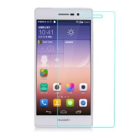 Premium Anitishock Protector Tempered Glass For Huawei Ascend P7 Cellphone Photo