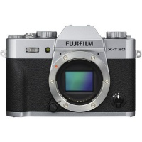 Fujifilm X-T20 Mirrorless Digital Camera Body Only - Black Photo