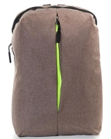 """PowerUp 16"""" Laptop Backpack with USB Port - Coffee Photo"""