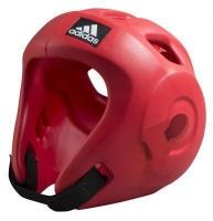 adidas Adizero Moulded Head Gear Red Photo