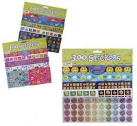 Bulk Pack 8 x Sticker Packs - Assorted Photo