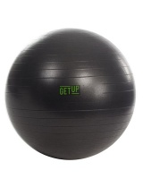 GetUp Beam 65cm Yoga Ball with Pump - Black Photo